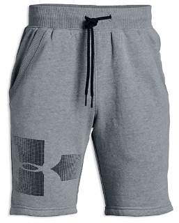 Under Armour Boys' Logo Graphic Fleece Shorts - Big Kid