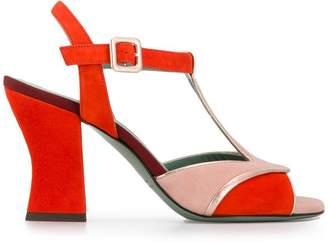 d66701a6e82 Paola D arcano color blocked sandals