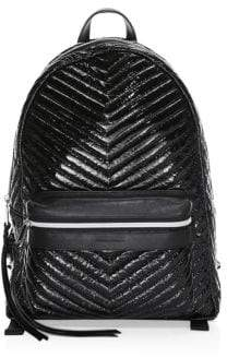 Rebecca Minkoff Pippa Quilted Chevron Backpack