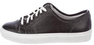 Del Toro Leather Low-Top Sneakers