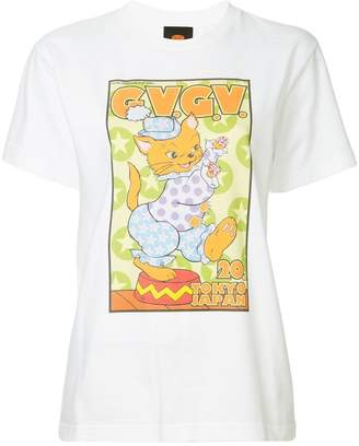 G.V.G.V. printed T-shirt