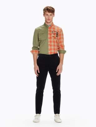 Scotch & Soda Stuart - Corduroy Trousers Regular slim fit