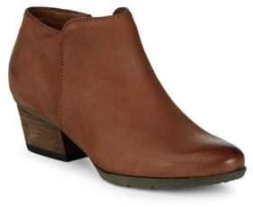 Blondo Villa Nubuck Ankle Boots
