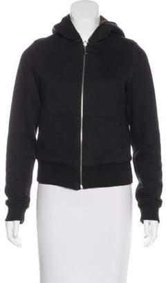 Juicy Couture Fur-Lined Zip-Up Jacket