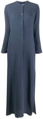 Raquel Allegra Henley maxi dress
