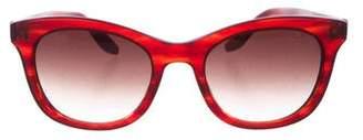 Barton Perreira Bancroft Square Sunglasses