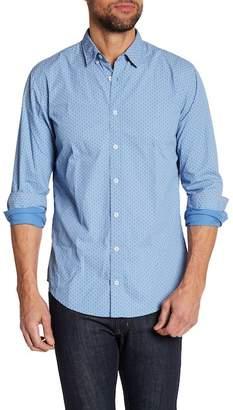BOSS Edipoe Printed Slim Fit Shirt