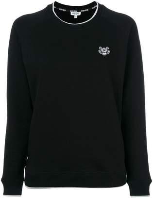 Kenzo tiger crest sweatshirt