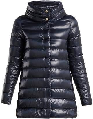 Herno Amelia funnel-neck nylon jacket