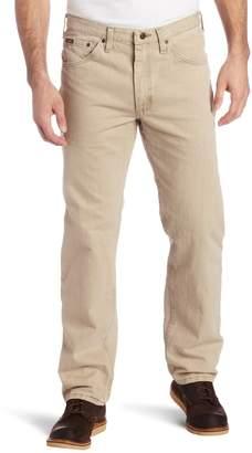 Lee Men's Regular Fit Straight Leg Jean, Battleship