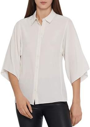 Reiss Guila Silk Shirt