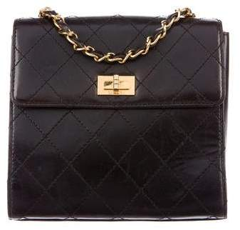 Chanel Mademoiselle Lock Shoulder Bag