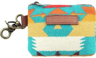 Pendleton ID Pouch Key Ring