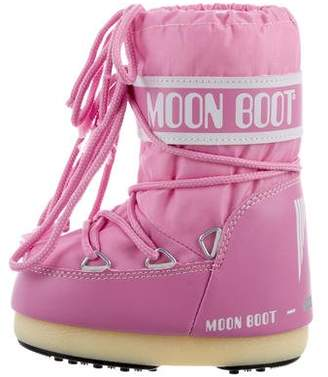Moon Boot Girls' Tecnic Snow Boots w/ Tags