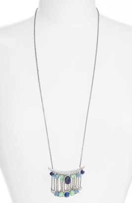 Women's Jenny Packham Wanderlust Pendant Necklace $125 thestylecure.com