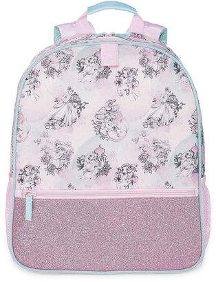 DISNEY Multi Princess Backpack $30 thestylecure.com