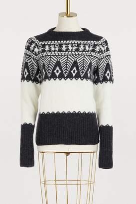 Officine Generale Anna wool sweater