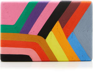 Beatriz Marge Rainbow Clutch