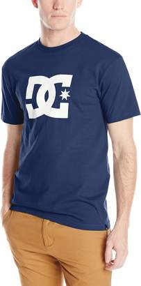 DC Men's Star Short Sleeve T-Shirt
