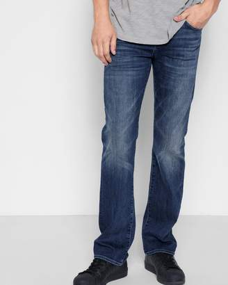 7 For All Mankind Airweft Denim Austyn Relaxed Straight in Flash