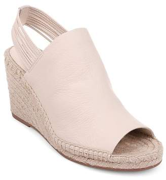 Splendid Women's Simon Leather Espadrille Wedge Sandals