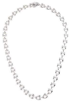 Chimento 18K Teardrop Necklace