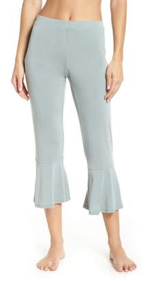 BB Dakota Aden Ruffle Hem Lounge Pants