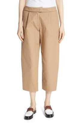 Carven Cotton Crop Pants
