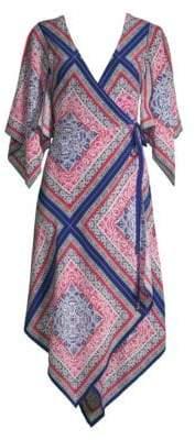 Trina Turk Alannah Scarf Dress