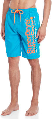 Superdry Logo Boardshorts