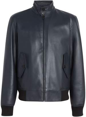 Burberry Lambskin Harrington Jacket