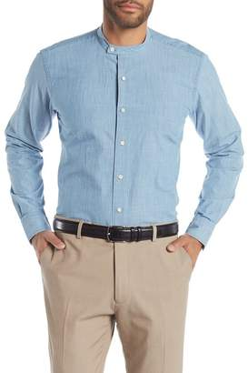 Peter Millar Summer Chambray Regular Fit Shirt