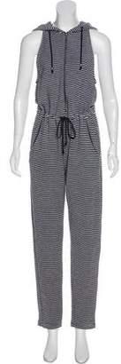 Mara Hoffman Striped Sleeveless Jumpsuit