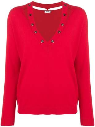Liu Jo star pullover
