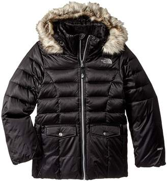 The North Face Kids Gotham 2.0 Down Jacket Girl's Coat