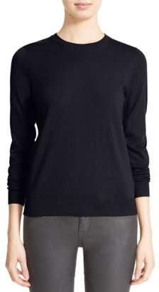 Burberry Check Patch Merino Sweater