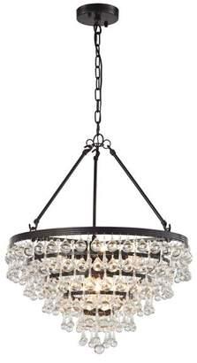ELK Lighting Ramira 6-Light Chandelier in Oil Rubbed Bronze