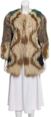 Isabel Marant Fur Coat