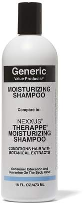 Nexxus Generic Value Products Moisturizing Shampoo Compare to Therappe