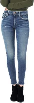 Joe's Jeans Charlie High Waist Ankle Skinny Jeans