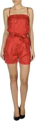 MISS SIXTY Shortalls $91 thestylecure.com