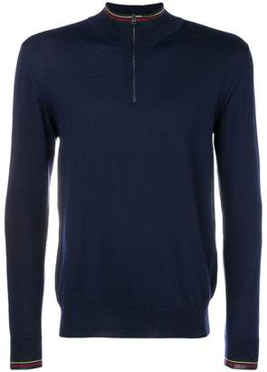 Etro quarter-zip sweater