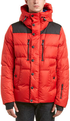 Moncler Rodenberg Quilted Down Jacket