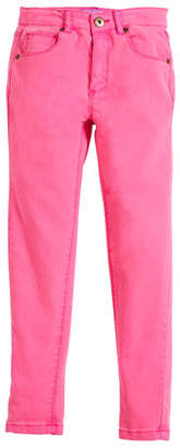 Joules Linnet Cotton-Stretch Jeans, Size 3-10