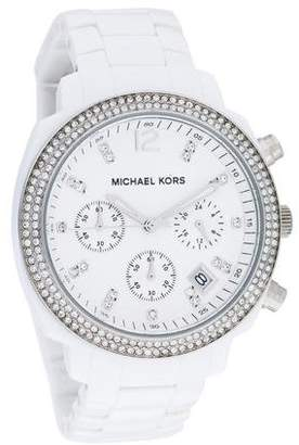 Michael Kors Wolcott Chronograph Watch