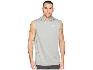 Nike Dry Top Sleeveless Running Hoodie Men's Sweatshirt