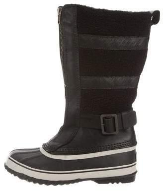 Sorel Round-Toe Weather Boots
