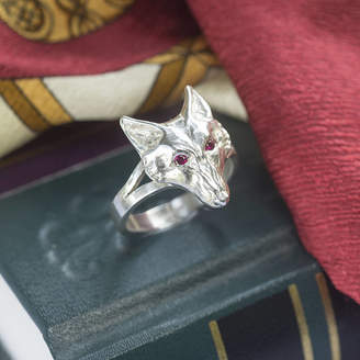 Rubie's Costume Co Simon Kemp Jewellers Fox Ring With