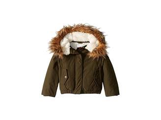 Appaman Kids Extra Soft Lined Wilderness Jacket with Faux Fur trim Hood (Toddler/Little Kids/Big Kids)