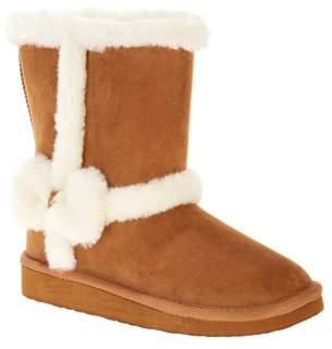 Girls Wonder Nation Shearling Boot